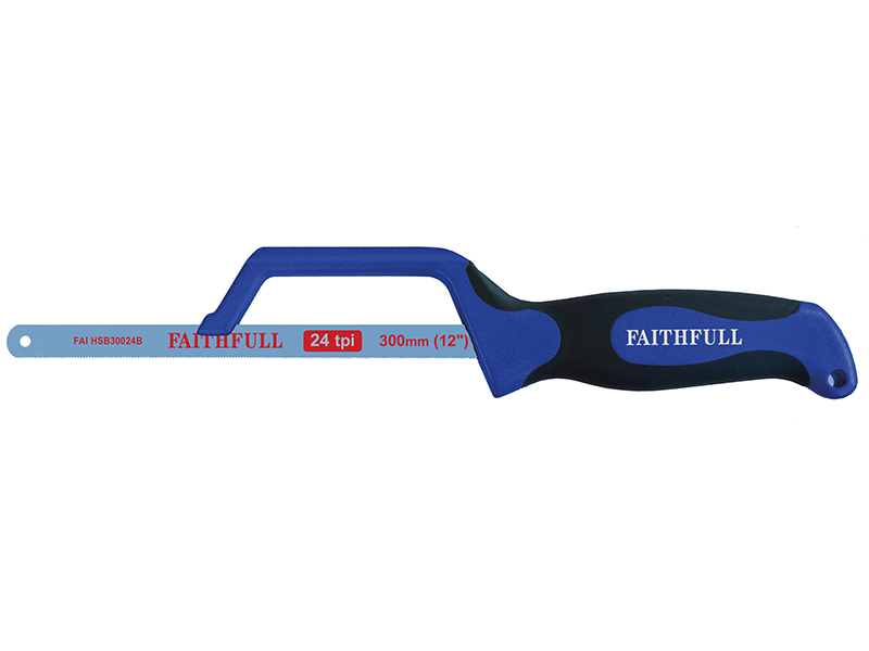 Thumbnail image of Faithfull Mini Saw With Blade