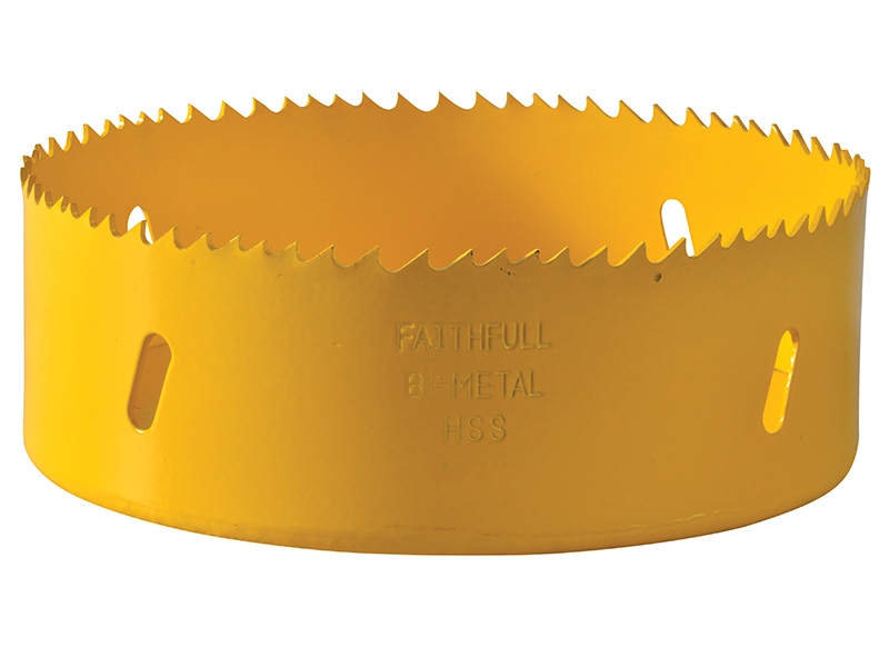 Thumbnail image of Faithfull Bi-Metal Cobalt Holesaw 14mm