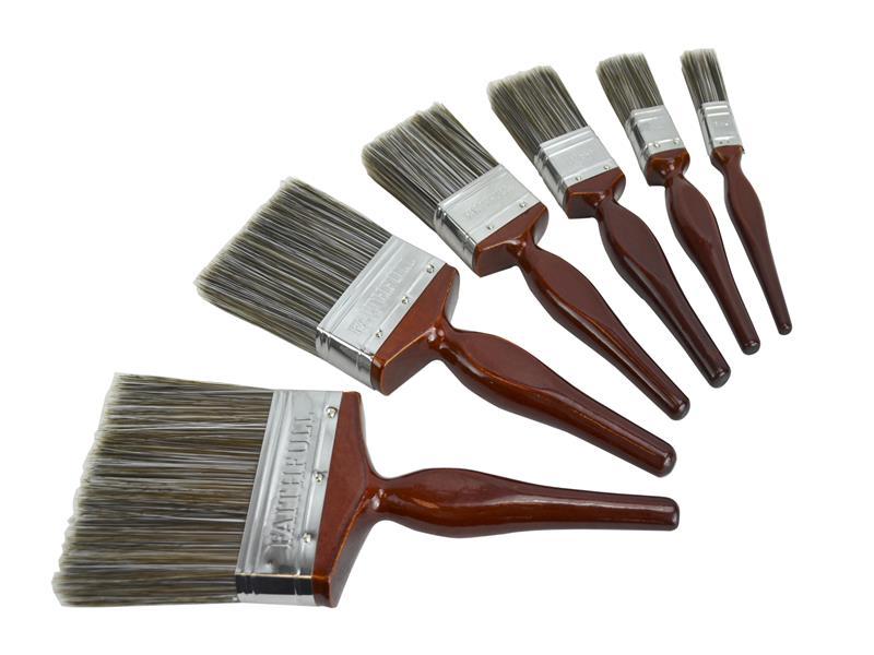 Thumbnail image of Faithfull Superflow Synthetic Paint Brush 50mm (2in)