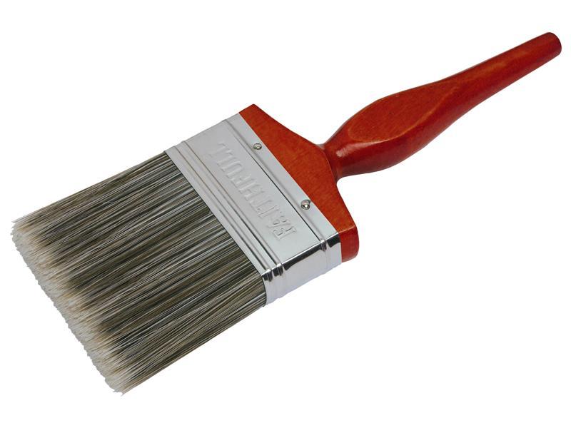 Thumbnail image of Faithfull Superflow Synthetic Paint Brush 75mm (3in)
