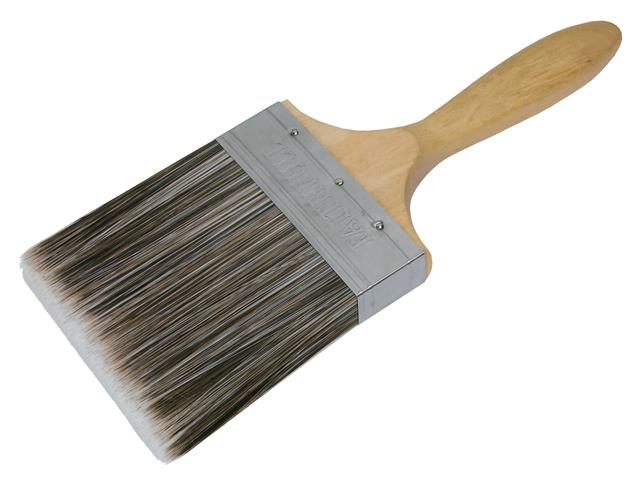 Thumbnail image of Faithfull Tradesman Synthetic Paint Brush 100mm (4in)