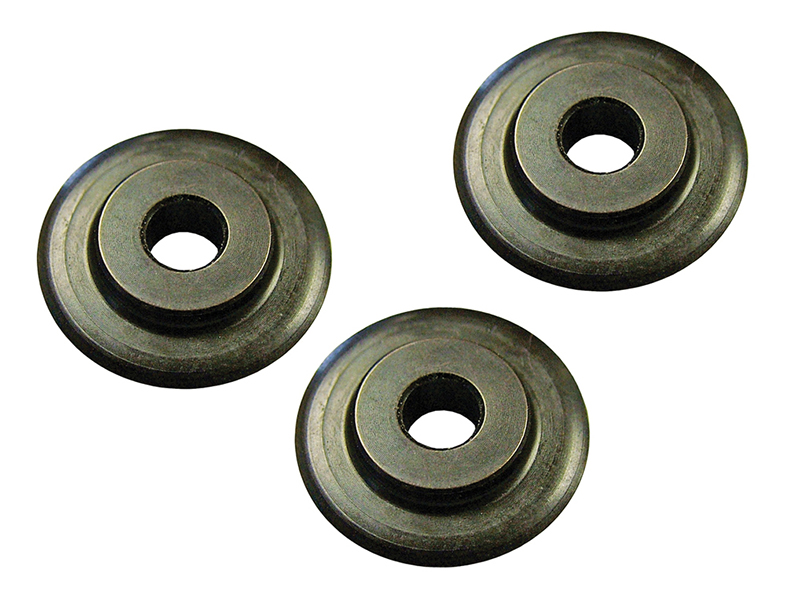 Thumbnail image of Faithfull Pipe Cutter Replacement Wheels (Pack of 3)