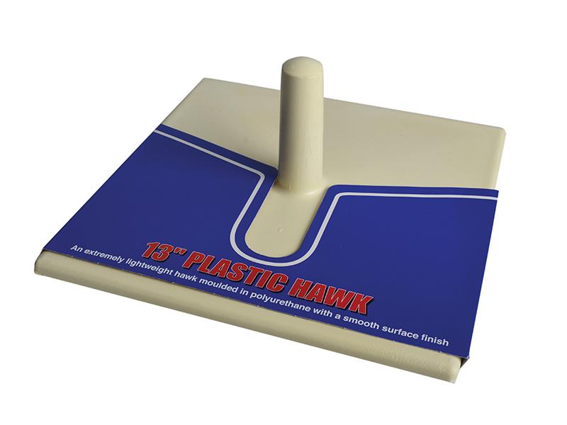 Thumbnail image of Faithfull Plastic Hawk 325 x 325mm (13 x 13in)