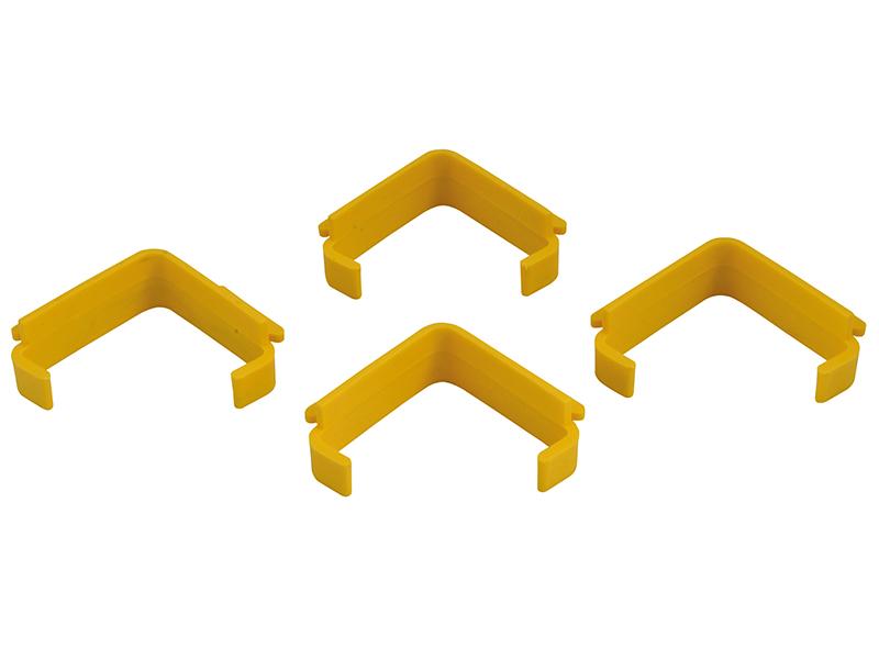 Thumbnail image of Faithfull External Building Profile Line Holders (Pack of 4)
