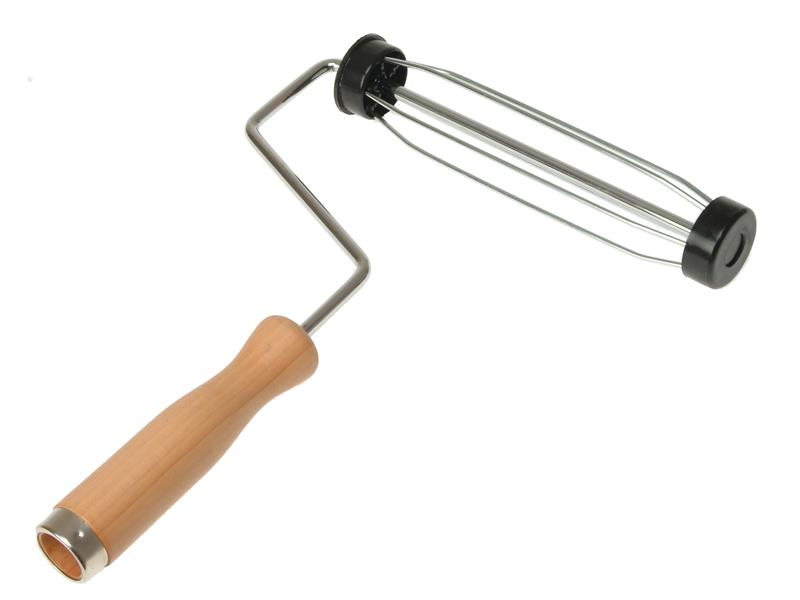 Thumbnail image of Faithfull Wood Handle Roller Frame 230 x 43mm (9 x 1.3/4in)