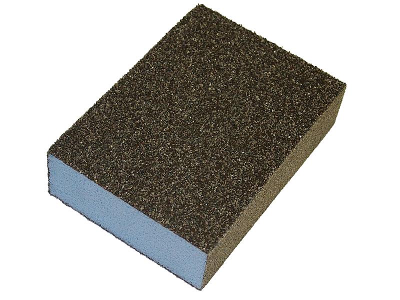 Thumbnail image of Faithfull Sanding Block - Coarse/ Medium 90 x 65 x 25mm
