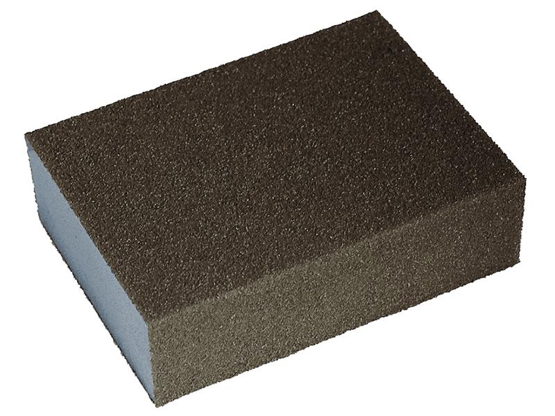 Thumbnail image of Faithfull Sanding Block - Medium/Fine 90 x 65 x 25mm