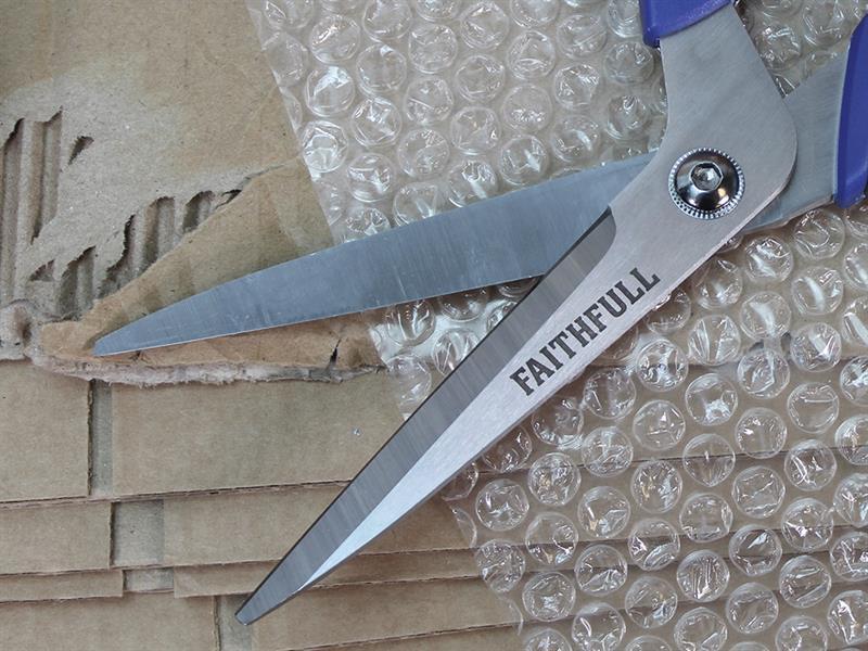 Thumbnail image of Faithfull Heavy-Duty Scissors 250mm (10in)