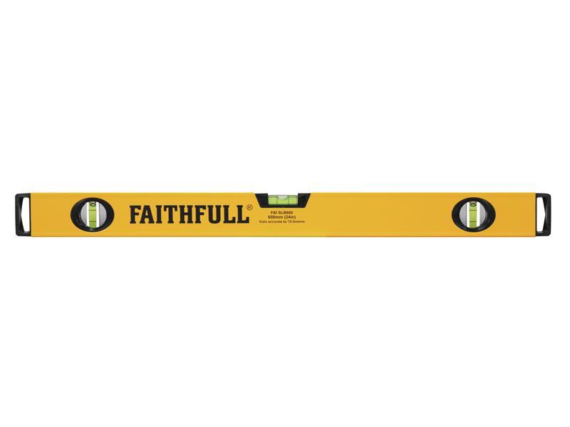 Thumbnail image of Faithfull Box Level 3 Vial 60cm (24in)