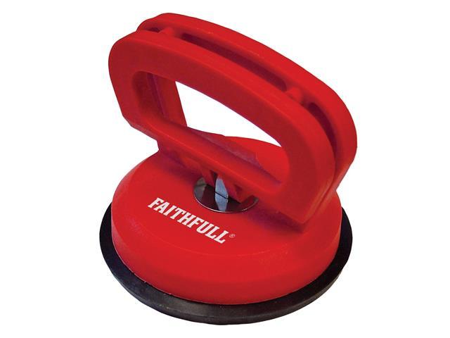 Thumbnail image of Faithfull Single Pad Suction Lifter 120mm Pad