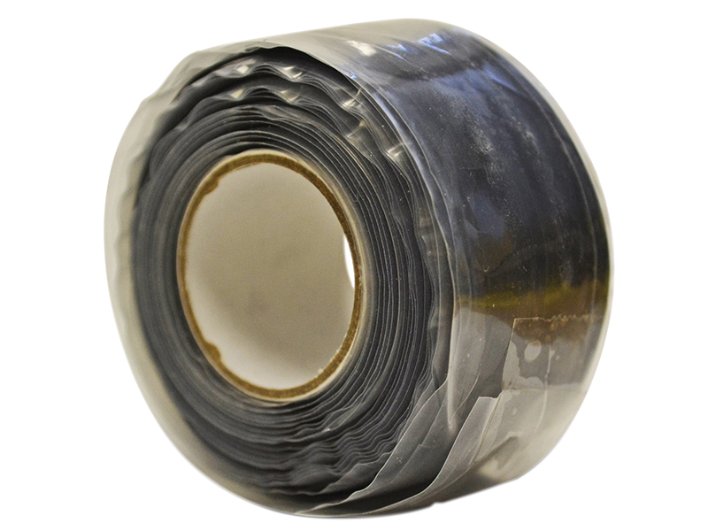 Thumbnail image of Faithfull Silicone Tape 25mm x 3m Black