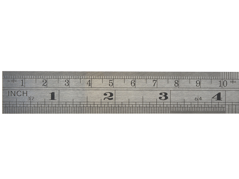 Thumbnail image of Fisher F106ME Steel Rule 150mm / 6in