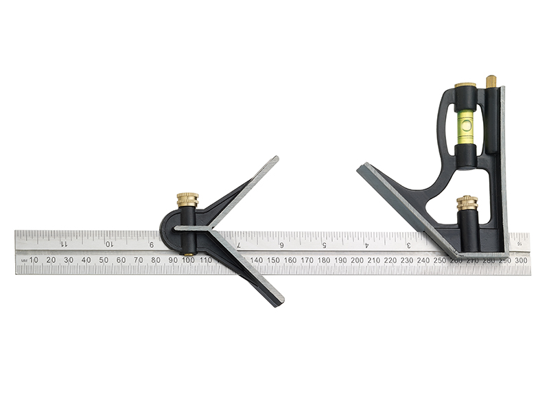 Thumbnail image of Fisher FB225ME Combination Square 300mm (12in)