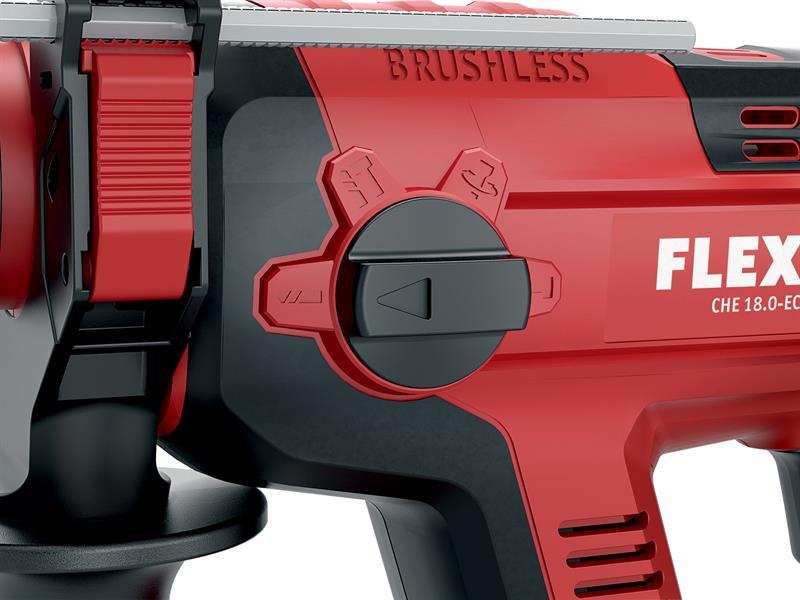 Thumbnail image of Flex CHE 18.0-EC Brushless SDS Drill 18V Bare Unit