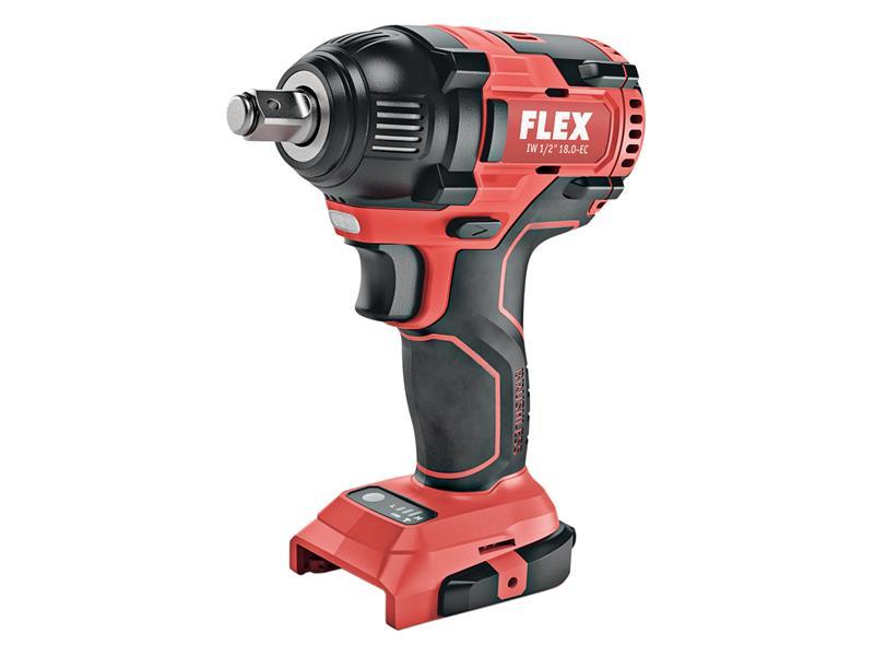 Thumbnail image of Flex IW 1/2 18.0-EC Brushless Impact Wrench 18V Bare Unit