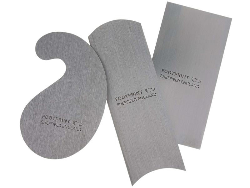 Thumbnail image of Footprint 242 Shaped Scraper Set