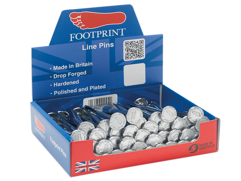 Thumbnail image of Footprint 620CD Line Pin (Display Box 50)