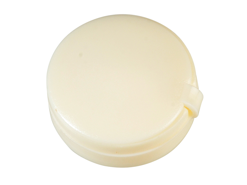 Thumbnail image of ForgeFix Hinged Cover Caps Cream No.6-8 Forge Pack 20