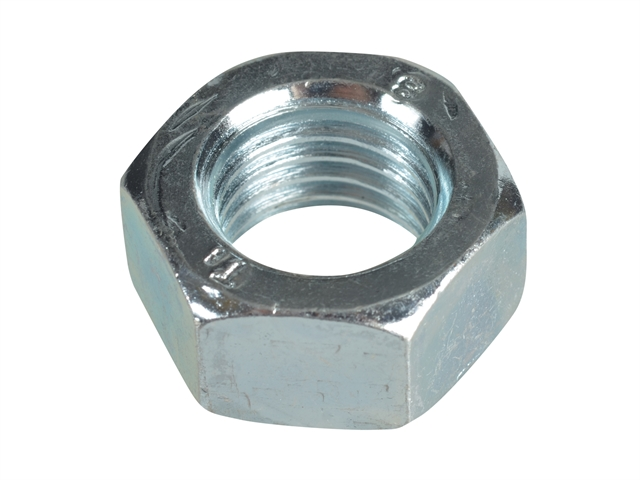 Thumbnail image of ForgeFix Hexagonal Nuts & Washers ZP M16 ForgePack 4