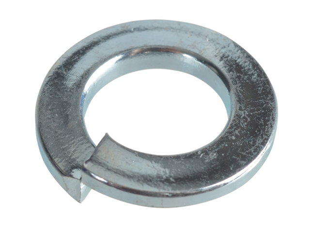 Thumbnail image of ForgeFix Spring Washers DIN127 ZP M10 ForgePack 20