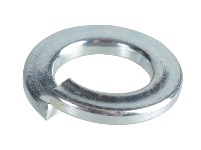 Thumbnail image of ForgeFix Spring Washers DIN127 ZP M12 ForgePack 10