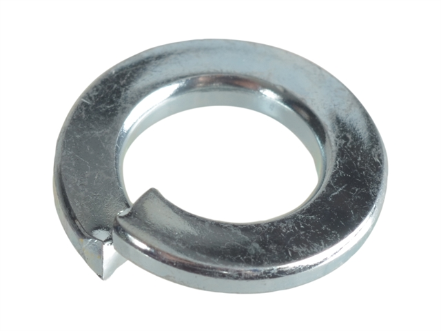 Thumbnail image of ForgeFix Spring Washers DIN127 ZP M8 ForgePack 30