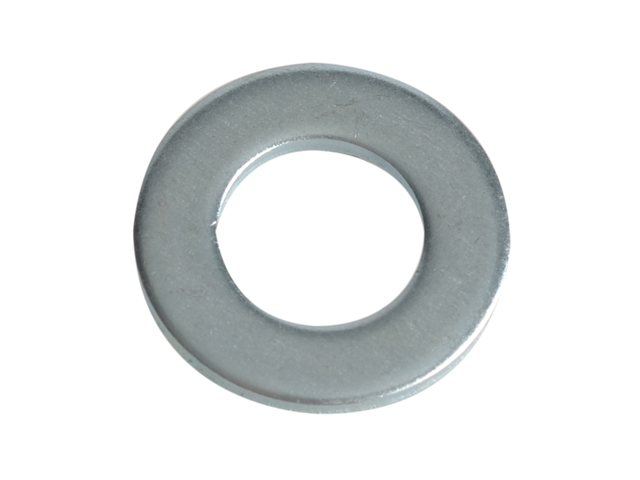 Thumbnail image of ForgeFix Flat Washers DIN125 ZP M10 ForgePack 15