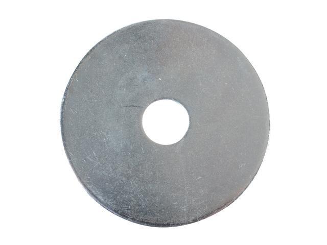Thumbnail image of ForgeFix Flat Mudguard Washers ZP M10 x 50mm ForgePack 6
