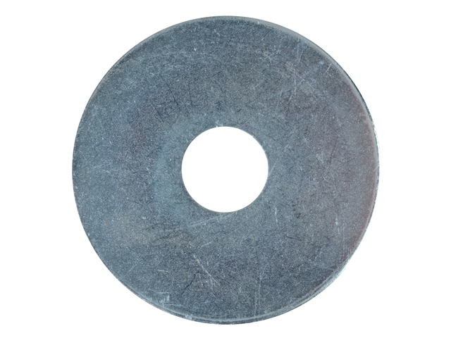 Thumbnail image of ForgeFix Flat Washers DIN125 ZP M12 ForgePack 12