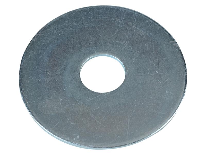 Thumbnail image of ForgeFix Flat Mudguard Washers ZP M12 x 50mm ForgePack 6