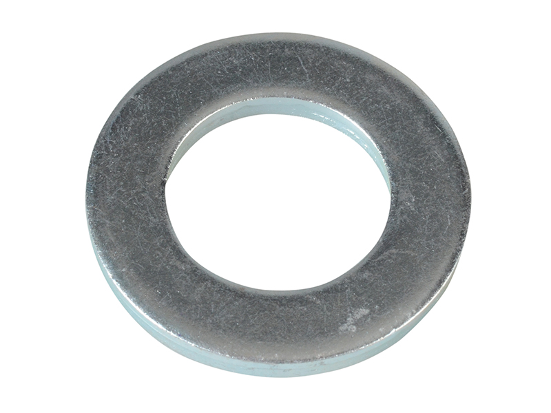 Thumbnail image of ForgeFix Flat Washers DIN125 ZP M16 ForgePack 8