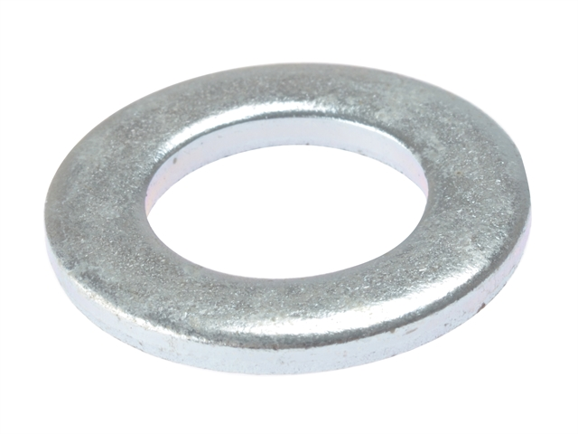 Thumbnail image of ForgeFix Flat Washer Heavy-Duty ZP M5 Bag 100
