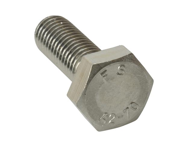 Thumbnail image of ForgeFix High Tensile Set Screw ZP M8 x 70mm Bag 10