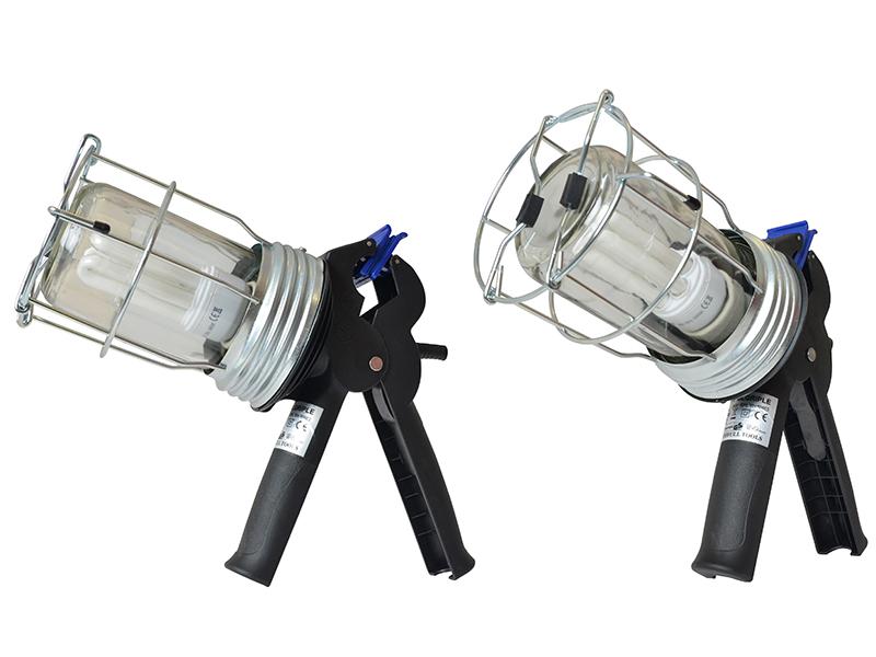 Thumbnail image of Faithfull Heavy-Duty Inspection Lamp 240V