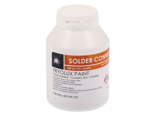Thumbnail image of Frys Metals Fryolux Solder Paint T1333 Sn40/Pb60 125g