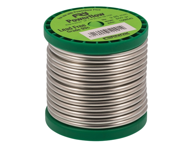 Thumbnail image of Frys Metals Lead-Free Solder 99c - 250g