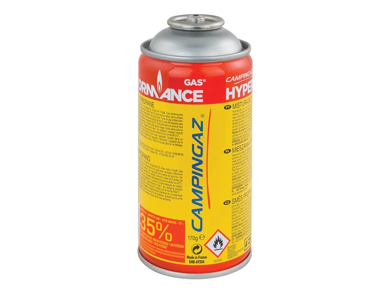 Thumbnail image of Campingaz CG1750 Butane/Propane Gas Cartridge 170g