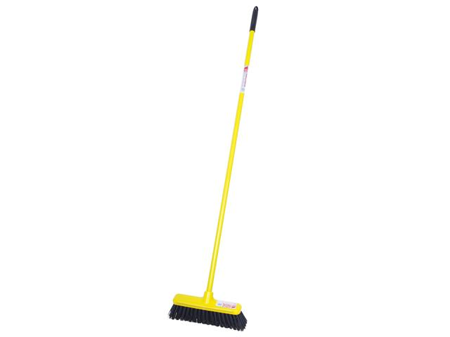 Thumbnail image of Red Gorilla Complete Gorilla Broom® Yellow 300mm (12in)