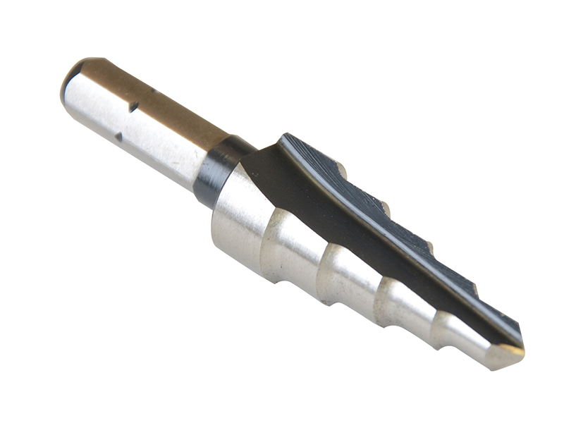 Thumbnail image of XS High-Speed Steel Step Drill 5-13mm