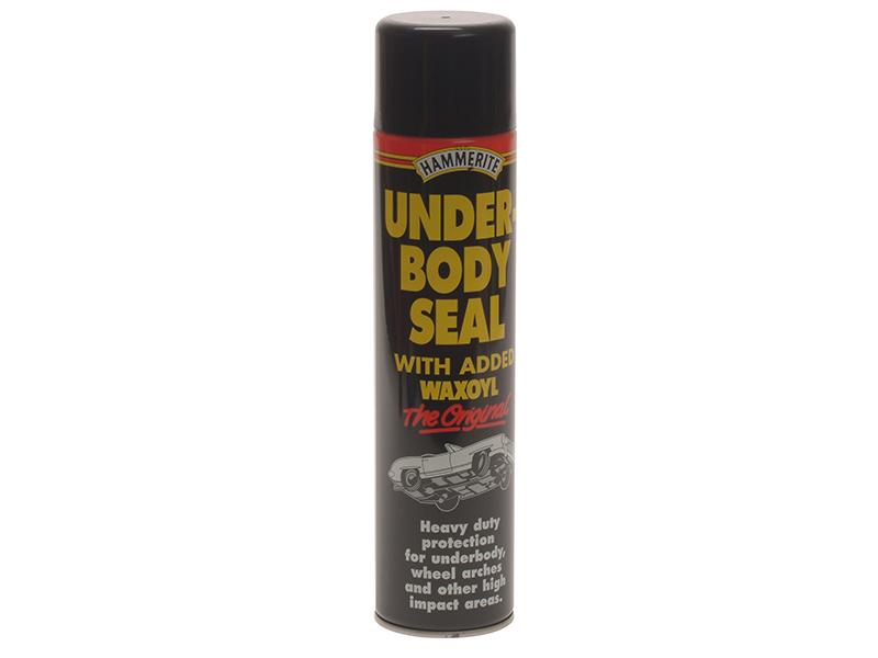 Thumbnail image of Hammerite Underbody Seal Aerosol 600ml