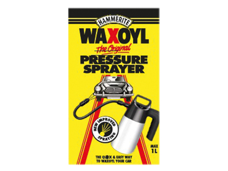 Thumbnail image of Hammerite Waxoyl Pressure Sprayer