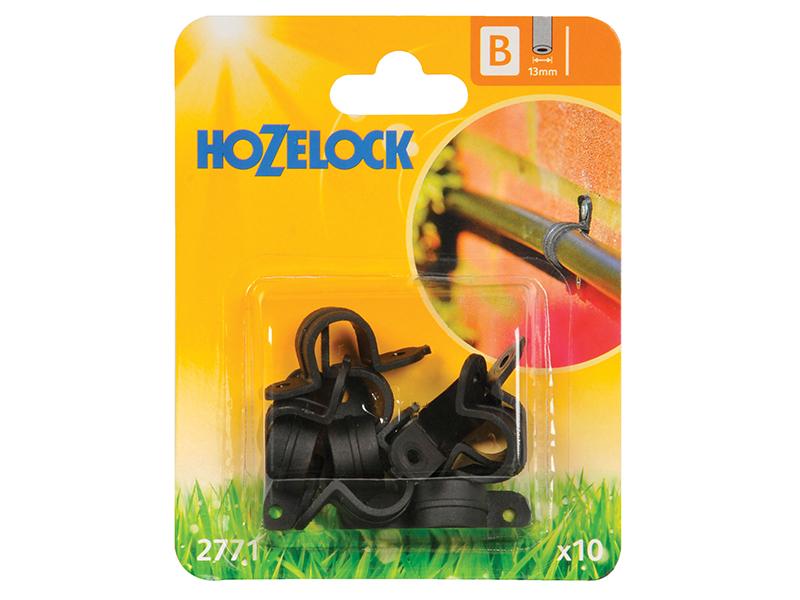 Thumbnail image of Hozelock Wall Clip 13mm (10 Pack)