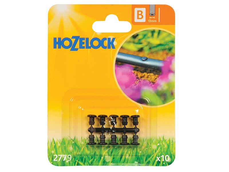 Thumbnail image of Hozelock Blanking Plug 13mm (10 Pack)
