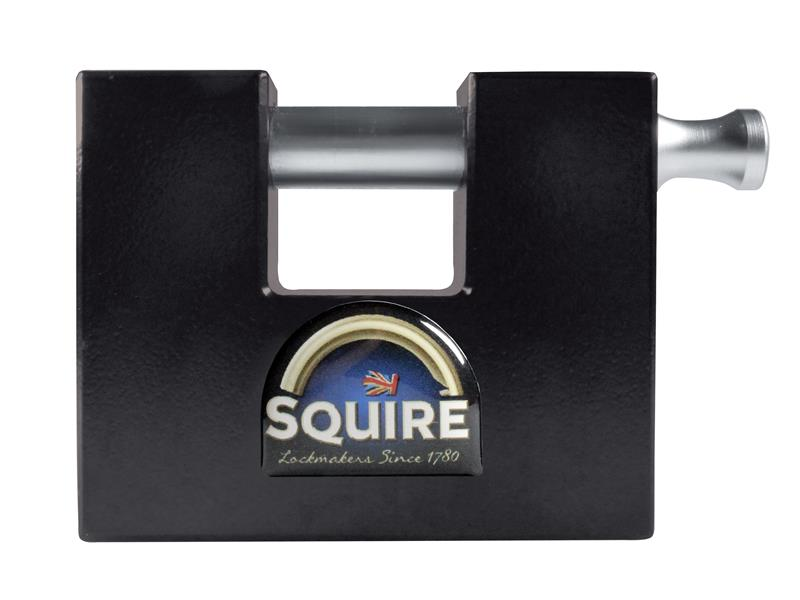 Thumbnail image of Squire WS75S Stronghold Container Block Lock 80mm Keyed Alike