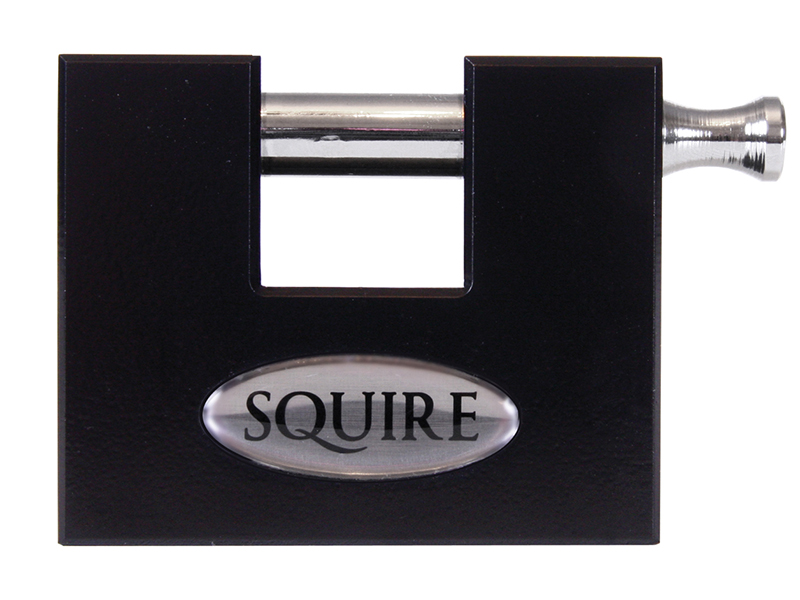 Thumbnail image of Squire WS75S Stronghold Container Block Lock 80mm