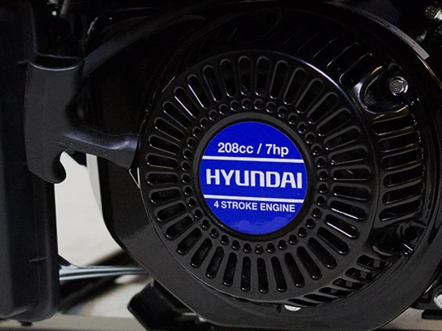 Thumbnail image of Hyundai 3.2 kW / 4.0 kVA Generator Recoil Start