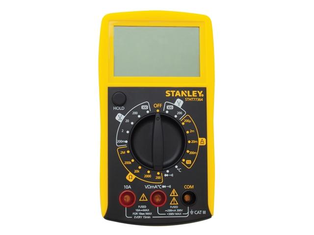 Thumbnail image of Stanley AC/DC Digital Multimeter