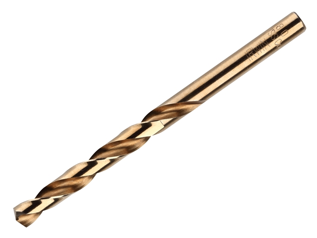 Thumbnail image of HSS Cobalt Drill Bits 1.0mm x 34mm Pack of 2