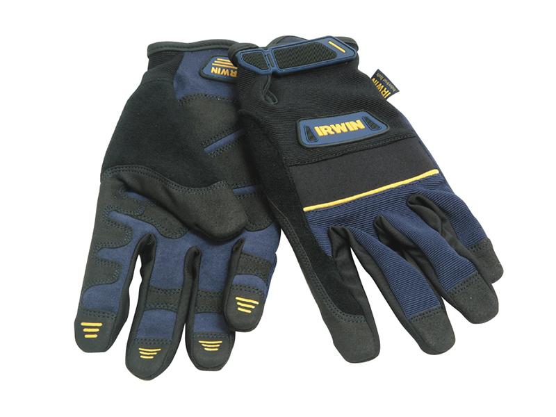 Thumbnail image of IRWIN General Purpose Construction Gloves - Large
