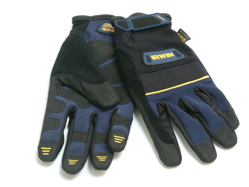 Thumbnail image of IRWIN General Purpose Construction Gloves - Extra Large